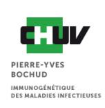 22_CHUV_Immunogenetique