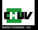 CHUV service technique CLE